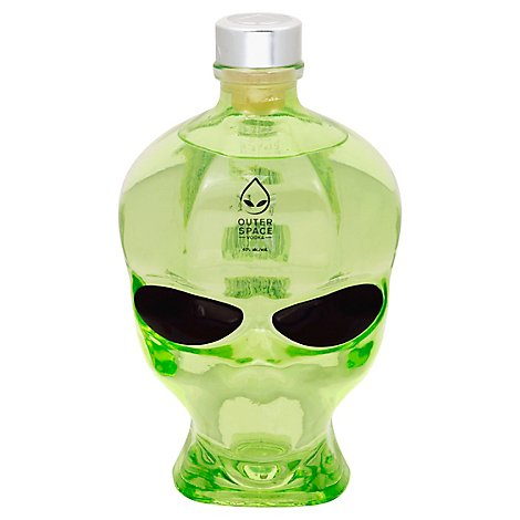 Outerspace Vodka Bottle - 750 Ml