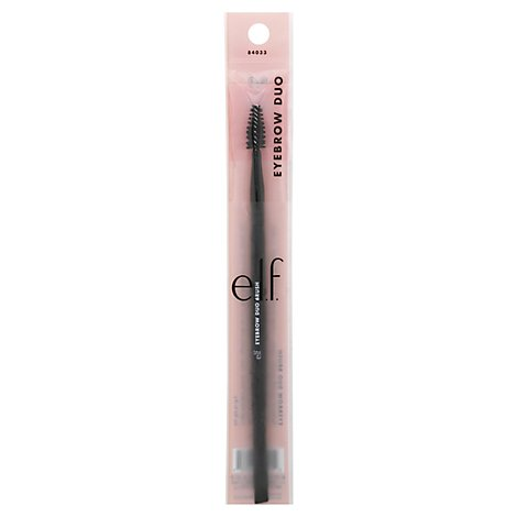 J A C Eyebrow Duo Brush - Each