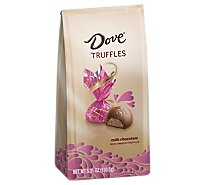 Dove Truffles Valentines Day Candy Gift Milk Chocolate - 5.31 Oz