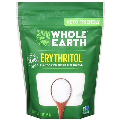 Whole Earth Erythritol - 16 Oz