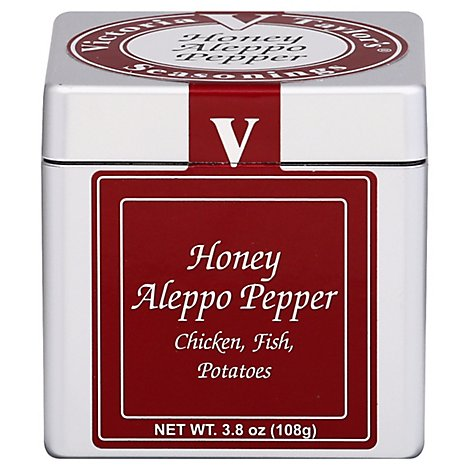 Victoria Taylors Ssnng Peppr Hny Aleppo - 3.8 Oz