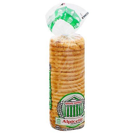 Alpicella Long Round Sourdough Bread - 24 Oz