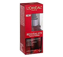 Loreal Revitalift Triple Power Serum - 1 Fl. Oz.