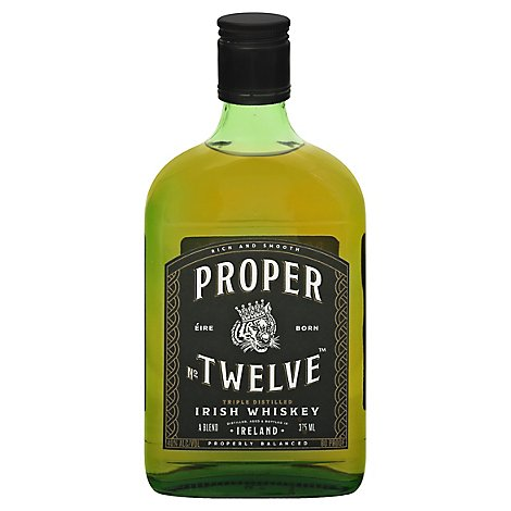 Proper Twelve Irish Whiskey - 375 Ml