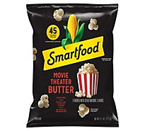Smartfood Popcorn Movie Theater Butter Flavored - 6.25 Oz