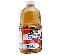 Langers 5 Calories Apple Juice - 64 Fl. Oz.