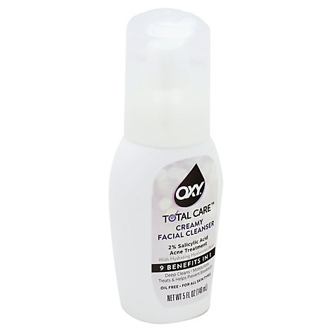Oxy Total Care Facial Cleanser - 5 Oz
