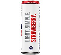 Bud Light Seltzer Strawberry In Cans - 25 Fl. Oz.