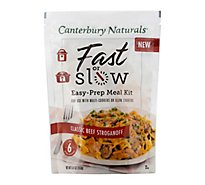 Canterbury Naturals Meal Kit Beef Stroga - 5.4 Oz