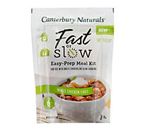 Canterbury Naturals Meal Kit Wht Chkn Ch - 8 Oz