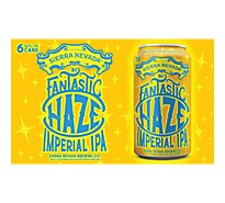 Sierra Nevada Fantastic Haze In Cans - 6-12 Fl. Oz.