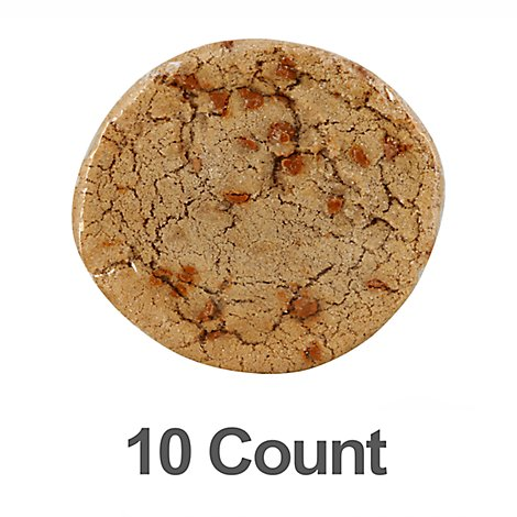 Cookie Snickerdoodle Jumbo 10ct