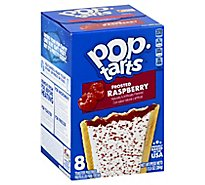 Kllgg Pop Tarts Frosted Raspberry - 13.5 Oz