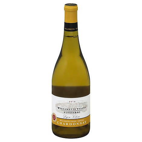 Willamette Valley Chardonnay Wine - 750 Ml