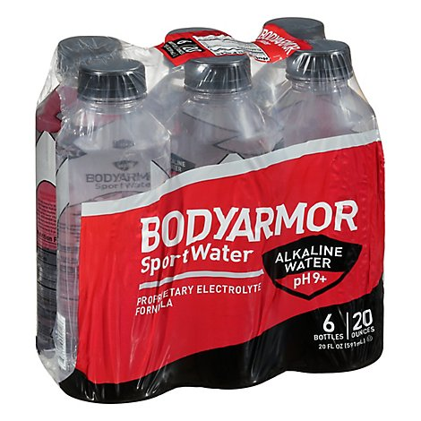 BODYARMOR Sport Water - 6-20 Fl. Oz.