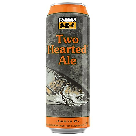 Bells Two Hearted Single Can - 19.2 Fl. Oz.