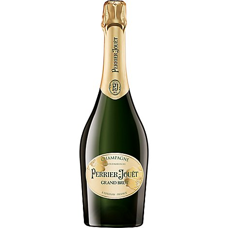 Perrier Jouet Wine Grand Brut - 750 Ml