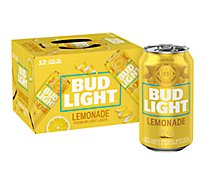 Bud Light Lemonade 12pk Can - 12-12 Fl. Oz.