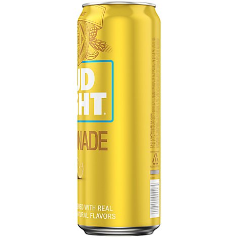 Bud Light Lemonade 25oz Can - 25 Fl. Oz.