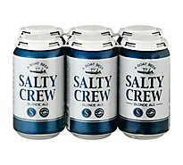 Coronado Brewing Salty Crew Blonde Ale In Cans - 6-12 Fl. Oz.