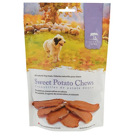 Caledon Farms Treat Dog Sweet Potato - 9.3 Oz