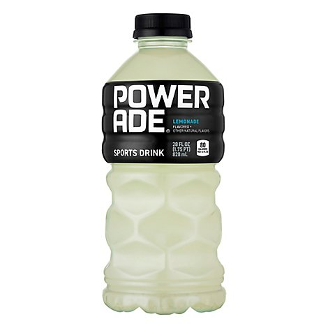 POWERADE Sports Drink Lemonade - 28 Fl. Oz.