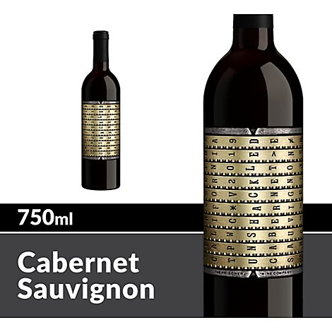 Unshackled Wine Red Cabernet Sauvignon - 750 Ml