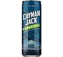 Cayman Jack Margarita In Cans - 19.2 Fl. Oz.