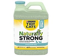 Tidy Cats Cat Litter Naturally Strong - 20 Lb