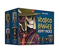 New Belgium Voodoo Ranger Hoppy Variety Pk In Cans - 12-12 Fl. Oz.