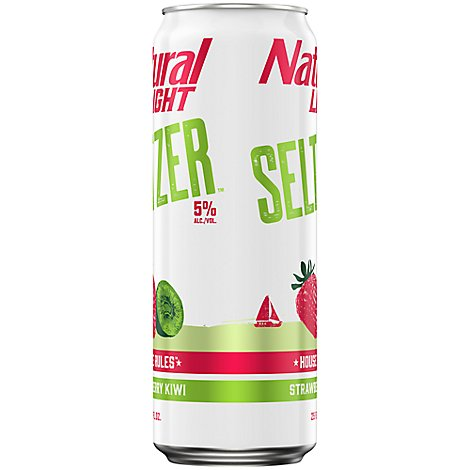 Nat Lt Seltzer House Rules In The Can - 25 Fl. Oz.