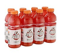 Gatorade G Zero Fruit Punch - 8-20 Fl. Oz.