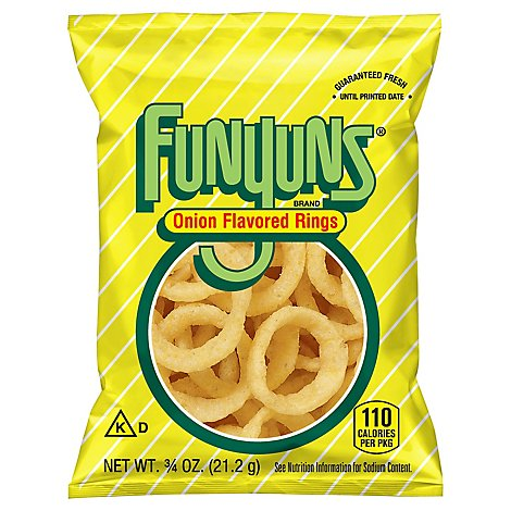 Funyuns Regular - .75 Oz