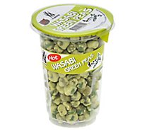 Mishima Wasabi Flavored Green Pea Snack - 3 Oz