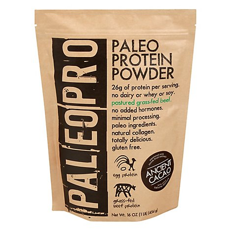 Paleo Protein Powder Ancient Cacao - 1 Count