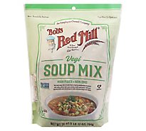 Bobs Red Mill Soup Mix Vegi High Fiber - 28 Oz