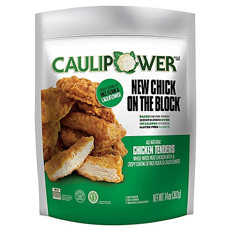 Caulipower Chicken Tndrs Clflwr Crst - 14 Oz