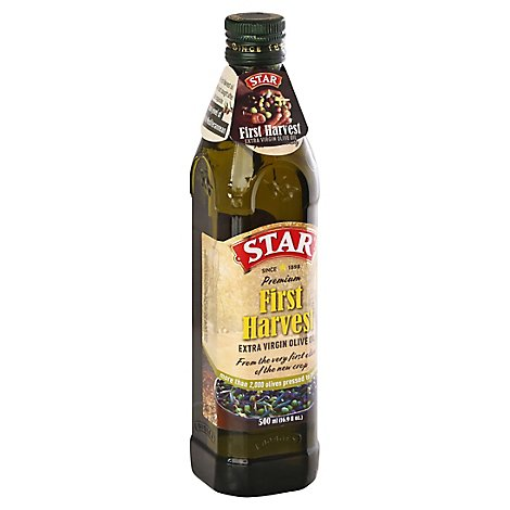 Star Harvest Extra Virgin Olive Oil - 500 Ml