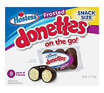 Hostess Frosted Donettes Multi Pack - 12 Oz