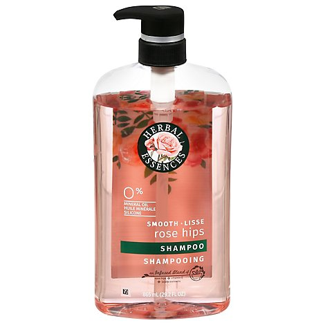 Herbal Essences Shampoo Smooth Rose Hips - 29.2 Fl. Oz.