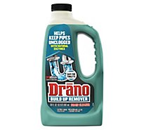 Drano Drain Cleaner Build Up Remover - 30 Oz
