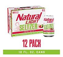 Natural Light Seltzer House Rules In Cans - 12-12 Fl. Oz.