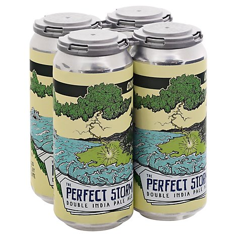 Oakshire Perfect Storm Dipa In Cans - 4-16 Fl. Oz.