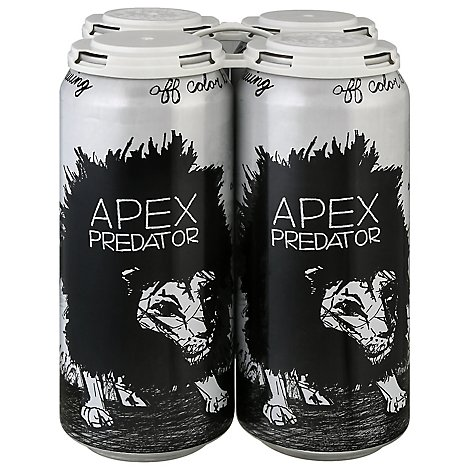 Off Color Apex Predator In Cans - 4-16 Fl. Oz.