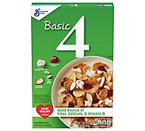 Basic 4 Cereal With Fruit & Almonds - 19.8 Oz