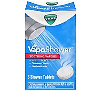 Vicks VapoShower Shower Tablets Soothing Vapors - 3 Count