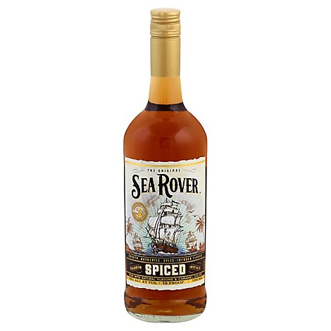 Sea Rover Spiced Rum - 750 Ml