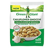 Green Giant Cauliflower Gnocchi Cauliflower & Spinach - 10 Oz
