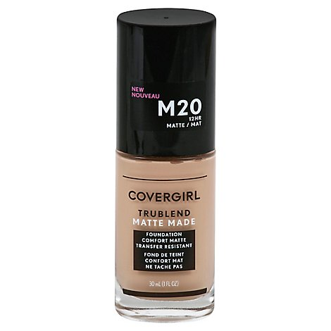 Cover Tb Matte Lq Mkp Warm Beige - 1.014 Oz