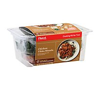 Plated Cooking Kit For Two Chicken Tikka Masala - 29.9 Oz
